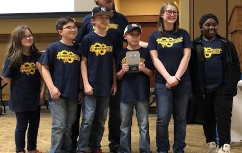 Stinger Robotics Advance To State Competition!