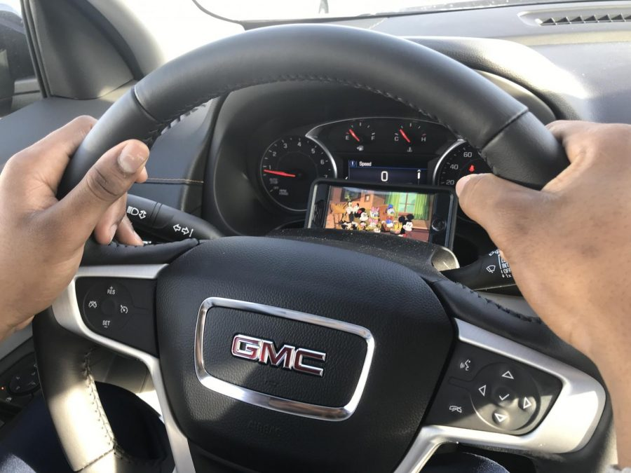 Technology Takes The Wheel