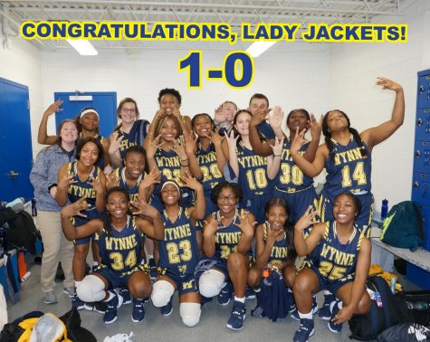 Lady Jackets Break the Streak