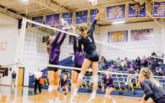 Navigation to Story: Volleyball Digs Goals to Defeat Covid for State Tournament