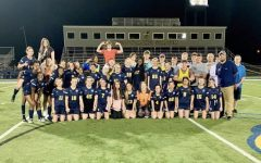 WHS Girls' Soccer Makes WHS History